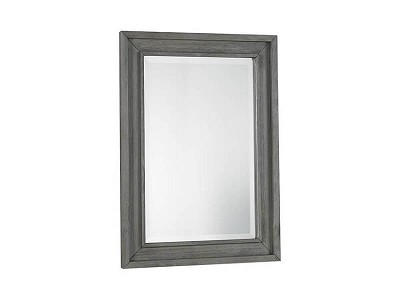 Dolce Babi Lucca Mirror Weathered Grey
