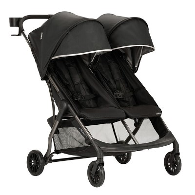 Evenflo Aero Ultra Lightweight Double Stroller in Osprey