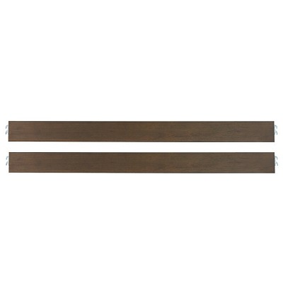Dolce Babi Lucca Universal Bed Rail Weathered Brown