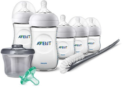 Avent Natural Bottle Newborn Starter Gift