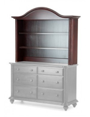 Munire Furniture Bristol Hutch Sea Breeze (Previously in the Showroom, The Photo is not the Color of the Product.)