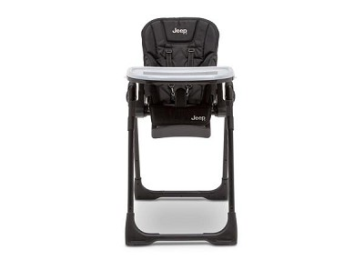 Jeep Classic Convertible High Chair Midnight