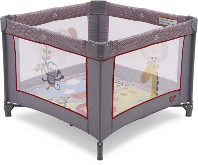 Delta Children Square 36 by 36 Playard