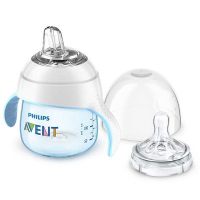 Avent Natural Trainer Sippy Cup 5 oz, 1 Pack