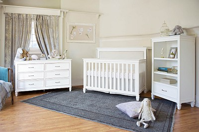 Million Dollar Darlington Furniture Set in Warm White