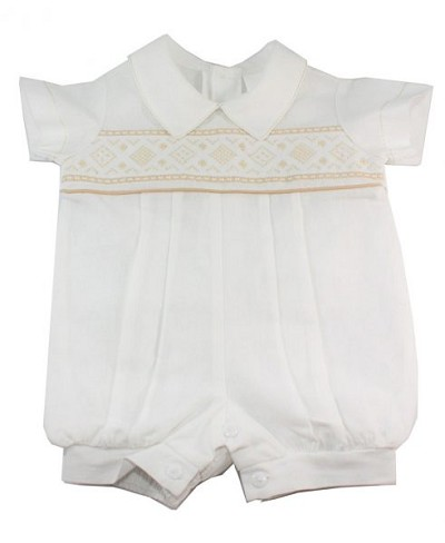 Karela Kids Linen Bubble Romper