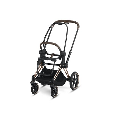 Cybex Priam 3 Frame Incl. Seat Hard Part Rosegold