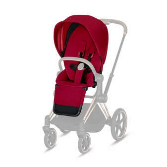 Cybex Priam 3 Seat Pack- True Red