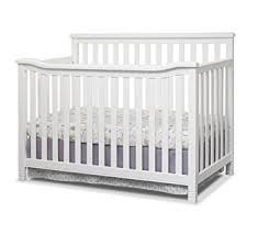 Sorelle Annie Elite Furniture Set, Crib, 4dr Dresser, Double Dresser