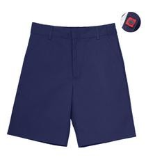 Universal School Uniform 50% Off Only Short Flat Front Boy-Navy