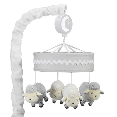 Lambs & Ivy Little Sheep Musical Mobile