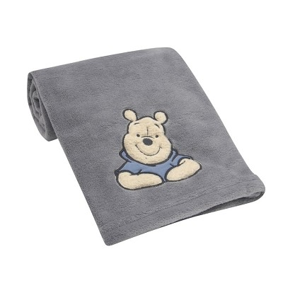 Lambs & Ivy Forever Pooh Blanket