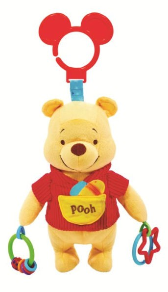 Kids Preferred Winnie The Pooh Activity Toy