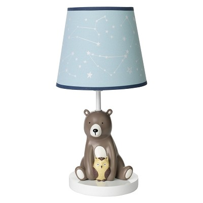 Lambs & Ivy Sierra Sky Lamp and Shade