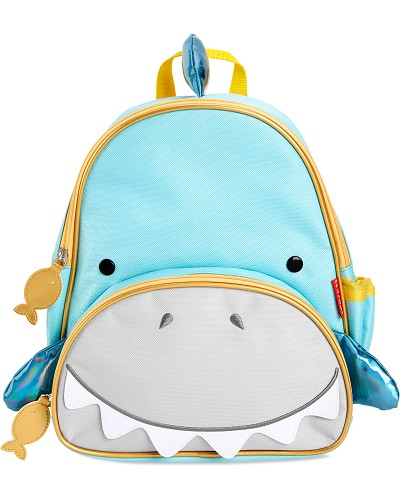 Skip Hop Zoo Pack Little Kid Backpack Shark