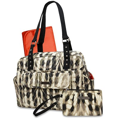 Wendy Bellisimo Wanderlust Tote Diaper Bag