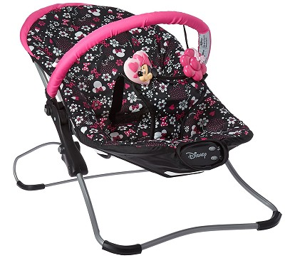 feba5fd12 Disney Snug Fit Folding Bouncer