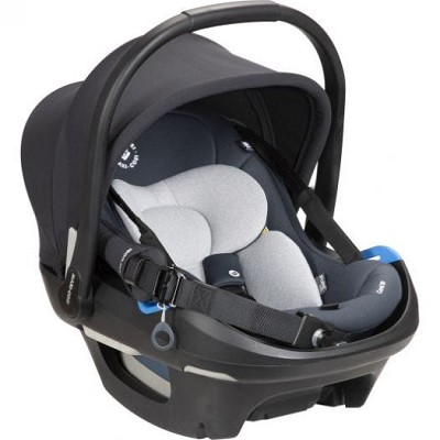 Maxi Cosi Coral XP Infant Car Seat, Essentials Graphite