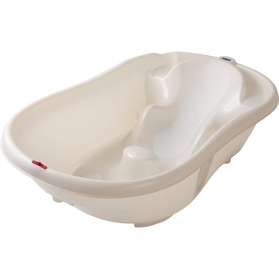 Peg Perego Onda Slim Bath Tub, Taupe