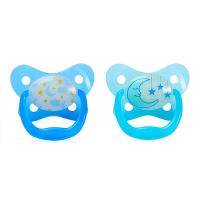 Dr Brown Prevent™ Pacifier Glows in the Dark  2 Pack,  6-12 Months