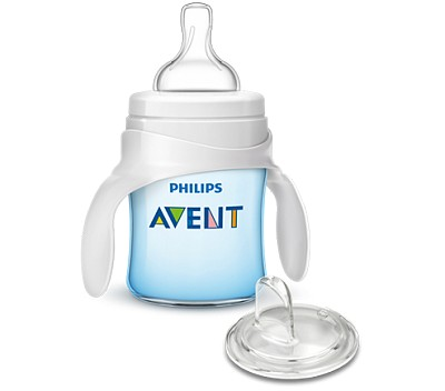 Avent My First Transition Cup 4oz Blue