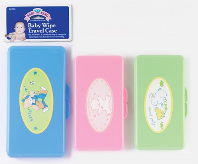 Baby King Baby Wipe Case