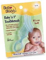 Baby Buddies Baby's First ToothBrush