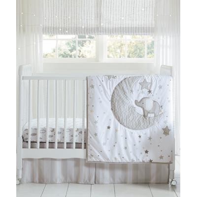 Wendy Bellisimo Bedding Crib Set  4-Pieces Lucky Star