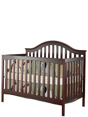 Sorelle Lynn 4-in-1 Convertible Crib