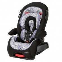 Safety 1st Alpha Omega Elite 65 Convertible Car Seat, Twilight 2