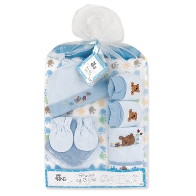 Cribmates 9 Pieces Layette Gift Set Mesh