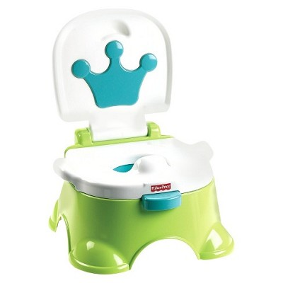 Outstanding Fisher Price Royal Stepstool Potty Creativecarmelina Interior Chair Design Creativecarmelinacom