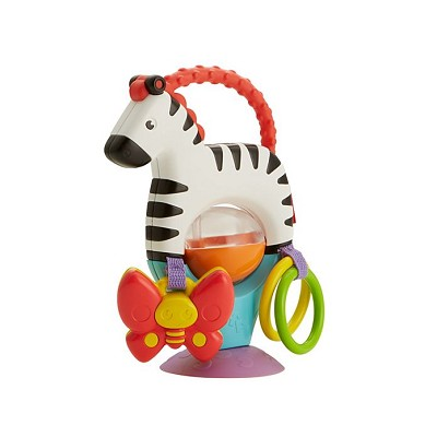 Fisher Price Activity Zebra Toy, 3-18 Months