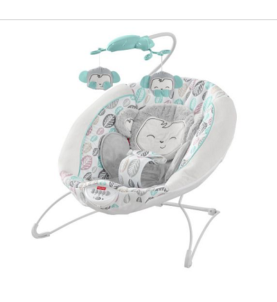 Fisher Price Sweet Snugapuppy™ Deluxe Bouncer