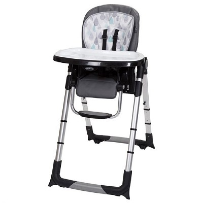 Baby Trend Golite® 3-in-1 Highchair Drip Drop Blue