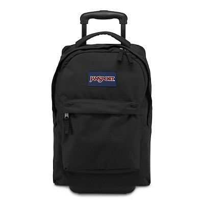 Jansport Wheeled Superbreak, Black