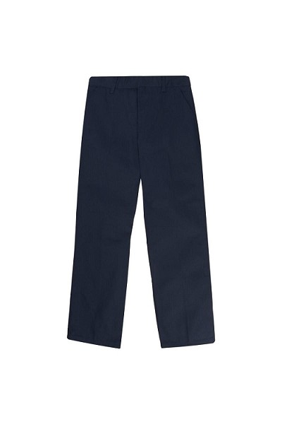 French Toast  50% Off School Uniform Double Knee Pant Boy, Navy
