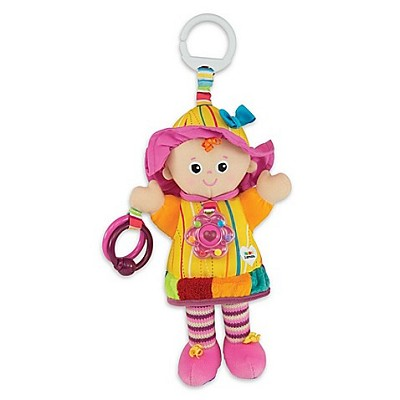 Lamaze My Friend Emily Doll Rattle Toy Play and Grow