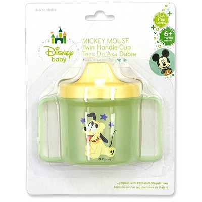 Baby King Disney Twin Handle Cup