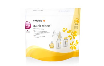 Medela  Quick Clean™ Micro-Steam™ Bags