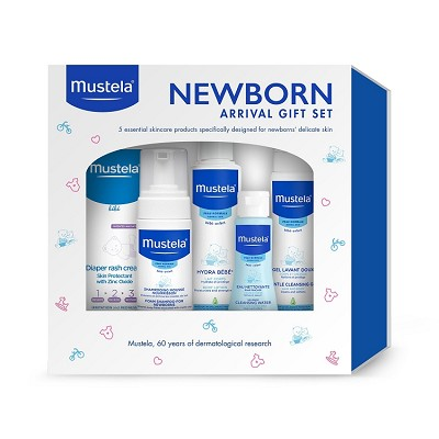 Mustela Newborn Arrival Gift Set 5-Pieces