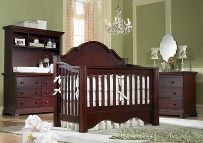 Baby's Dream Enchanted Hutch Cherry