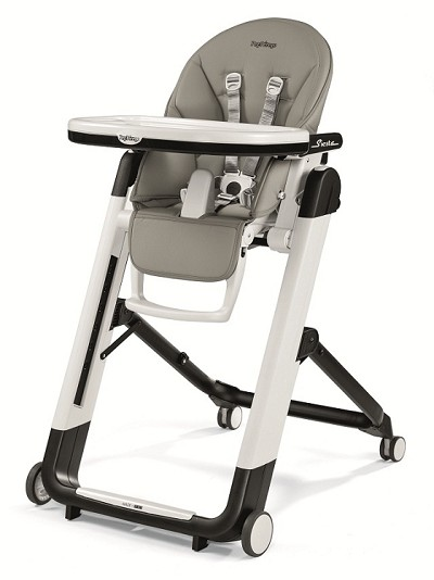 Peg Perego Siesta High Chair, Ice