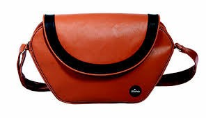 Mima Trendy Changing Bag Sicilian Red