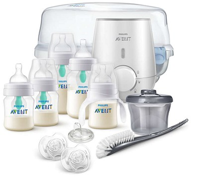 Avent  Anti Colic Gift Set All in One
