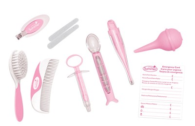 Summer Infant Health and Grooming Kit-Girl