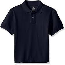 U.S Polo 50% Off School Uniform Polo Boy Navy
