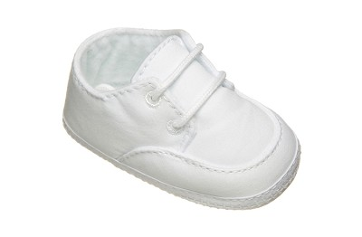 Baby Deer  Oxford Shoes Boy-White