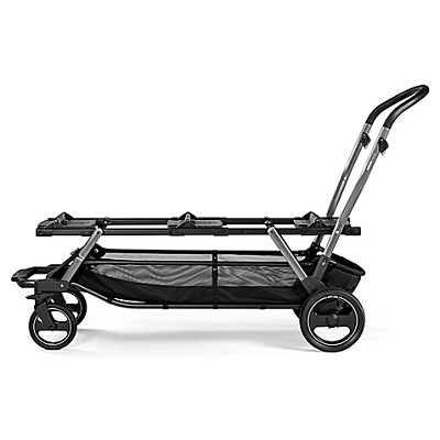 Peg Perego Triplette Piroet Chassis (Only) Charcoal
