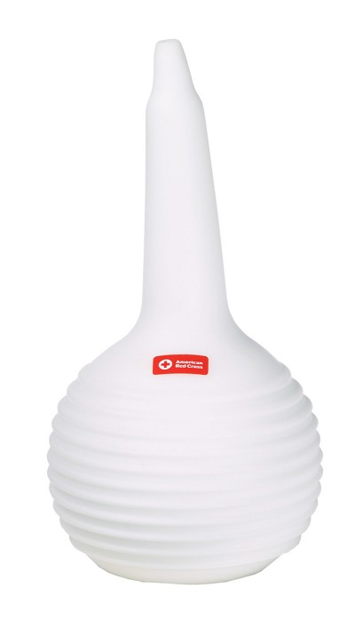 American Red Cross Hospital Style Nasal Aspirator